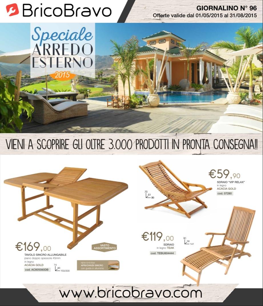 Volantino brico bravo offerte estate 2015 volantino az for Bravo brico