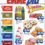 EMMEPIU Supermercati al 1 Luglio 2015