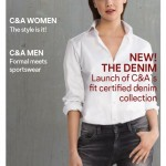 Catalogo C&A Denim Collection Autunno-Inverno 2015-2016