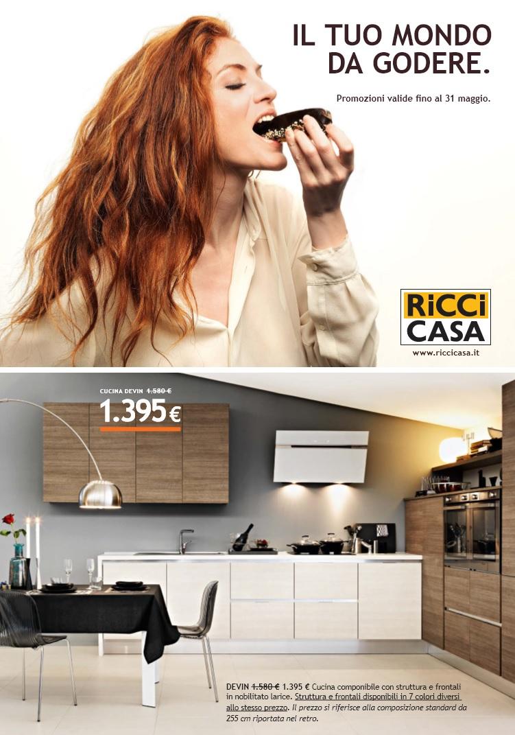 volantino ricci casa offerte al 1 gigno 2015 - volantino-az - Cucina Ricci Casa