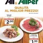 Ali Supermercati Offerte 16-29 Luglio 2015