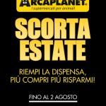 Arcaplanet Offerte al 2 Agosto 2015