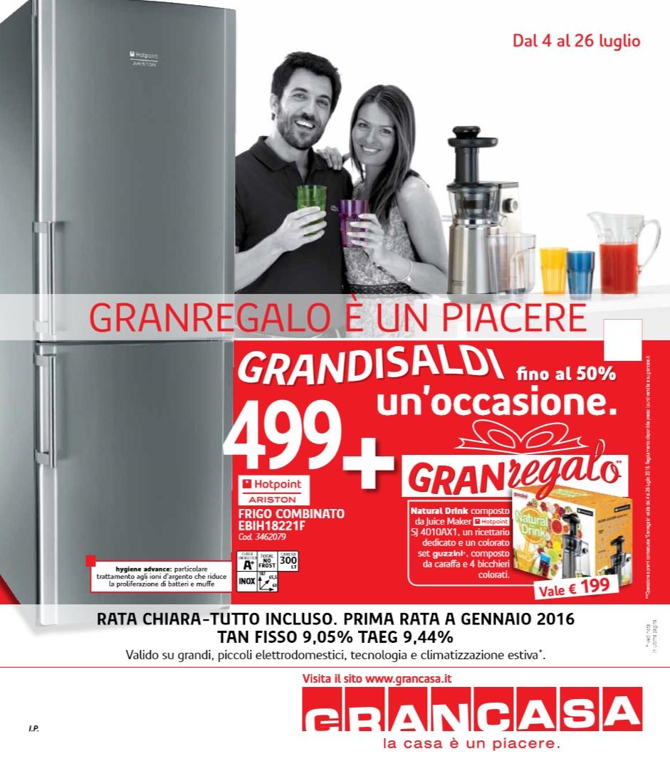 Volantino grancasa offerte 4 26 luglio 2015 volantino az - Grancasa vicenza offerte ...