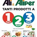 Ali – Aliper Offerte 13-26 Agosto 2015