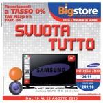 Big Store Offerte 10-23 Agosto 2015