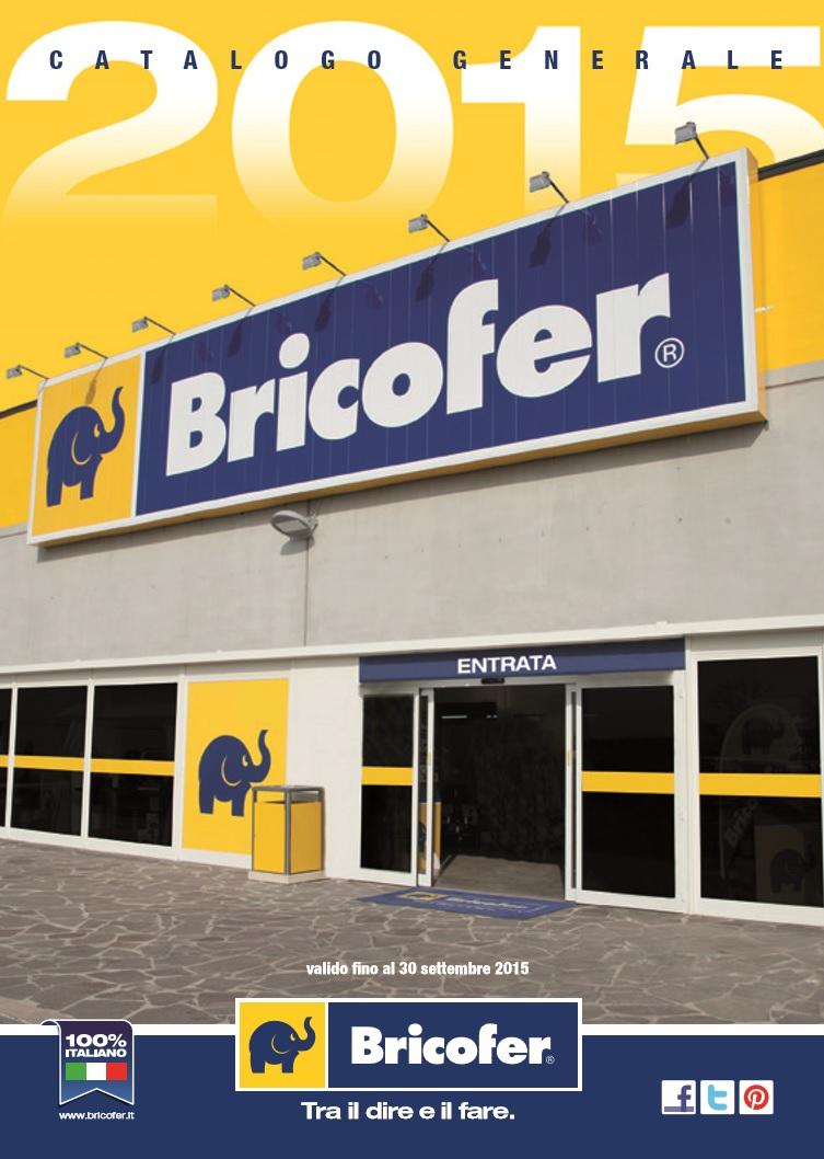 Volantino catalogo bricofer offerte al 30 settembre 2015 for Volantino bricofer
