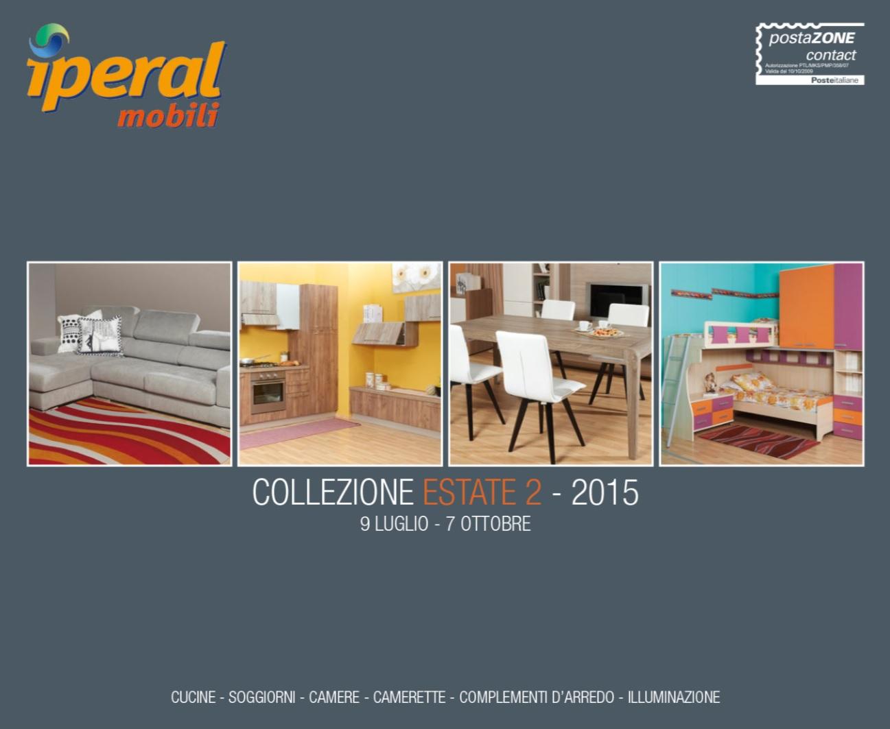 Volantino iperal mobili estate 7 ottobre 2015 volantino az - Iperal mobili rogolo ...