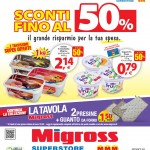 Migross Superstore 13-25 Agosto 2015