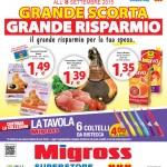 Migross Superstore Offerte al 8 Settembre 2015
