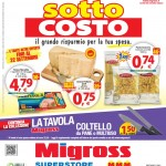 Migross Superstore 10-19 Settembre 2015