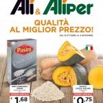 Ali Supermercati 19 Ottobre – 4 Novembre 2015
