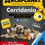 Arcaplanet Offerte 1-25 Ottobre 2015