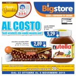 Big Store Ipermercati 4 Novembre 2015
