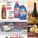 Megamercato Sisa al 1 Novembre 2015