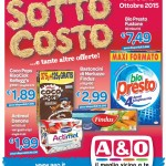 Svelto A&O 8-20 Ottobre 2015