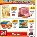 Si Con Te Market al 18 Novembre 2015