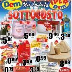 DEM Supermercati al 1 Gennaio 2016