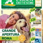 Isola del Tesori Roma Dicembre 2015