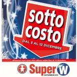 Super W al 16 Dicembre 2015