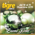 Tigre 16 Dicembre al 1 Gennaio 2016