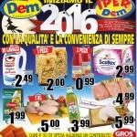 DEM Supermercati 2-14 Gennaio 2016