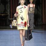 03fb9b7c21f83 Catalogo Dolce   Gabbana Donna Primavera-Estate 2016