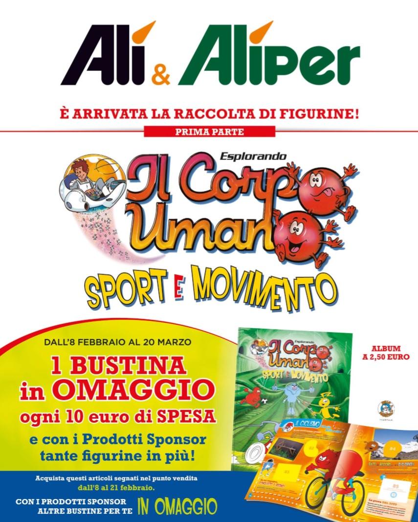 Volantino ali supermercati al 21 febbraio 2016 volantino az - Volantino ricci casa ...