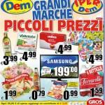 DEM Supermercati al 25 Febbraio 2016