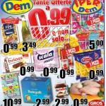 DEM Supermercati al 7 Marzo 2016