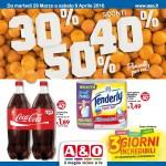 A & O Supermercati al 9 Aprile 2016