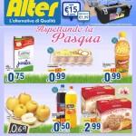Alter Discount Italia al 16 Marzo 2016
