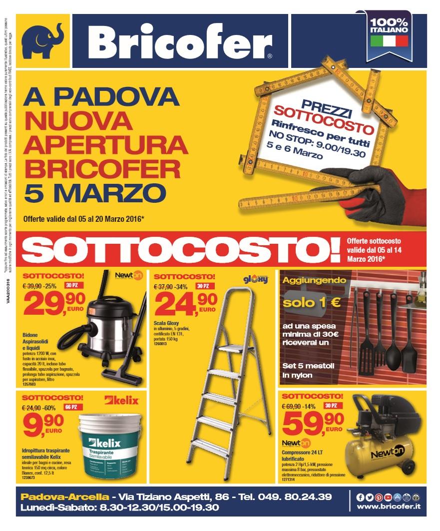 Volantino catalogo bricofer al 20 marzo 2016 volantino az for Bricofer catalogo