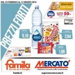 Mercato Superstore al 13 Marzo 2016