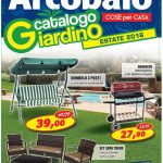 Catalogo Arcobalo Giardino Estate 2016