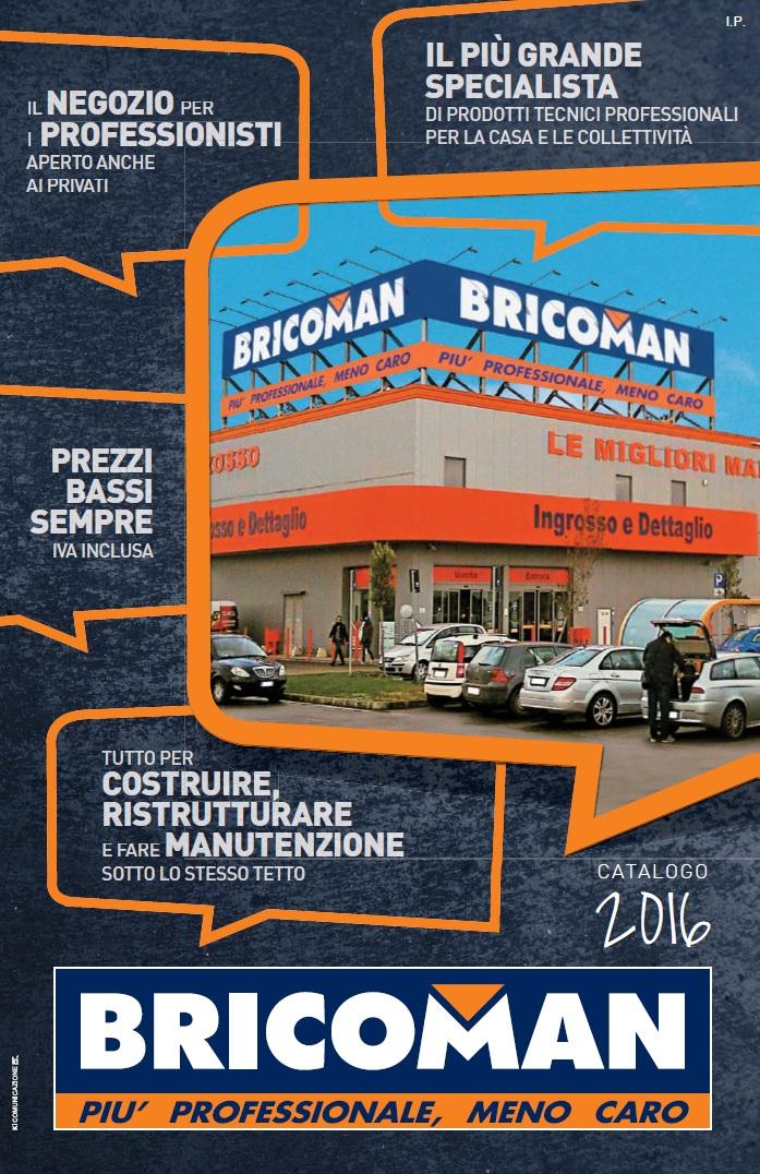 Volantino catalogo bricoman 2016 volantino az for Catalogo bricoman 2015