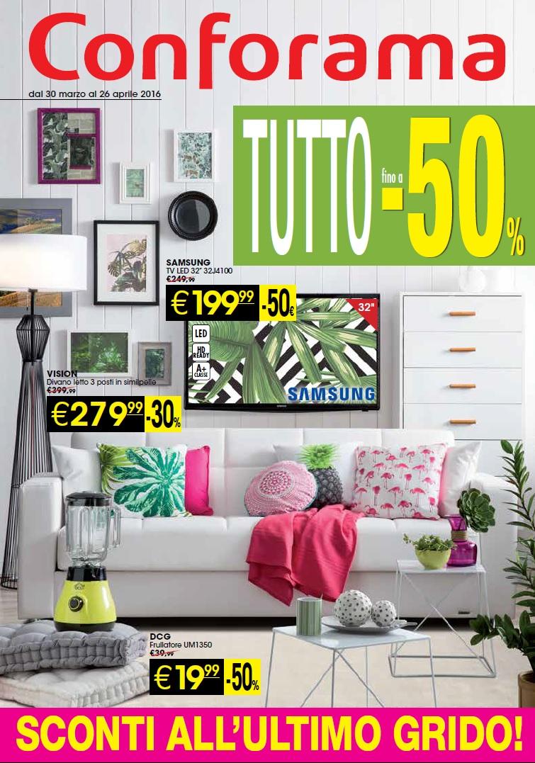 super popular 3e558 4c4a3 Arredamento moderno: Conforama catalogo offerte