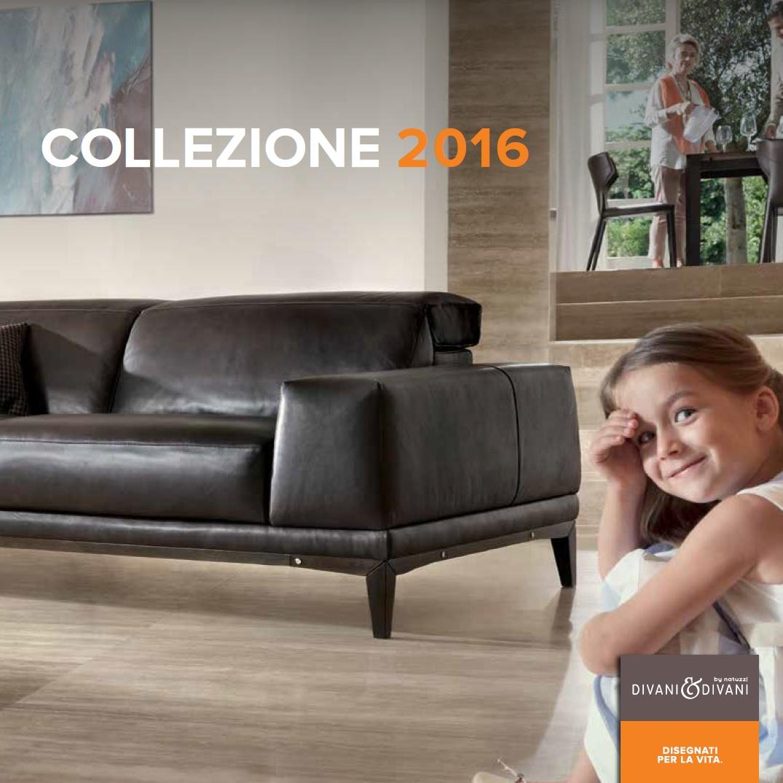 Volantino catalogo divani e divani collezione 2016 for Collezione divani e divani