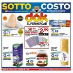 DOK Supermercati al 8 Aprile 2016