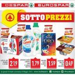 Despar Eurospar al 8 Maggio 2016