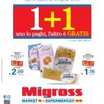 Migross Supermercati al 13 Aprile 2016