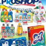 Casa Pro Shop 21 Aprile – 1 Maggio 2016