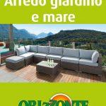 Catalogo Orizzonte Shop Arredo Giardino e Mare 2016