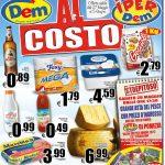 DEM Supermercati al 05 Giugno 2016