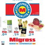 Migross Supermercati 12-25 Maggio 2016