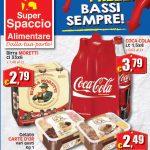 Super Spaccio Alimentare al 16 Maggio 2016