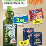 Tigre Supermercati 11-24 Maggio 2016