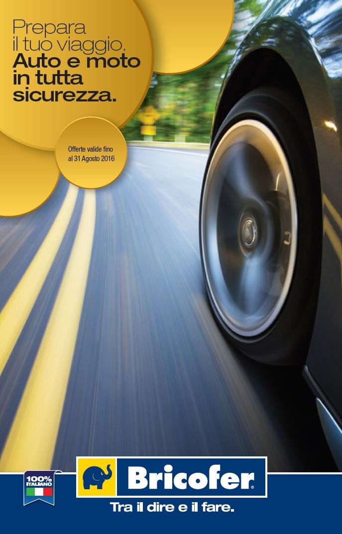 Catalogo bricofer speciale auto 2016 volantino az for Bricofer catalogo