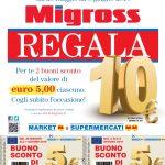 Migross Supermercati al 8 Giugno 2016