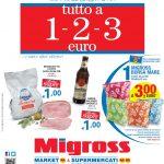 Migross Supermercati 9-22 Giugno 2016