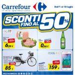 Carrefour Sconti al 10 Luglio 2016